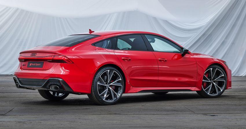 Audi RS7 Sportback – enjin V8 4.0L, 600 hp, 800 Nm Image #1013802