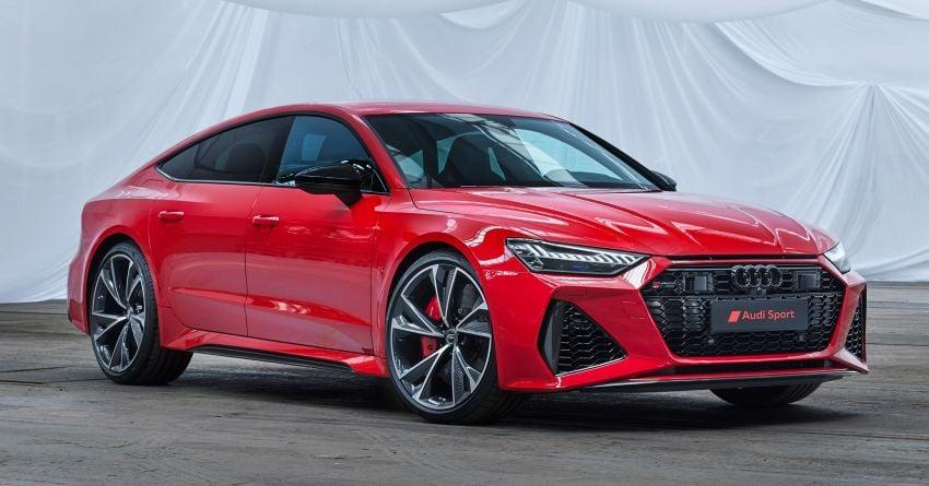 Audi RS7 Sportback – enjin V8 4.0L, 600 hp, 800 Nm Image #1013803