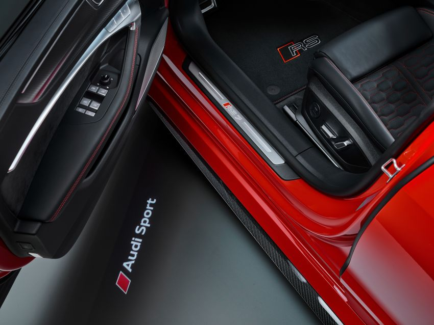 Audi RS7 Sportback – enjin V8 4.0L, 600 hp, 800 Nm Image #1013757
