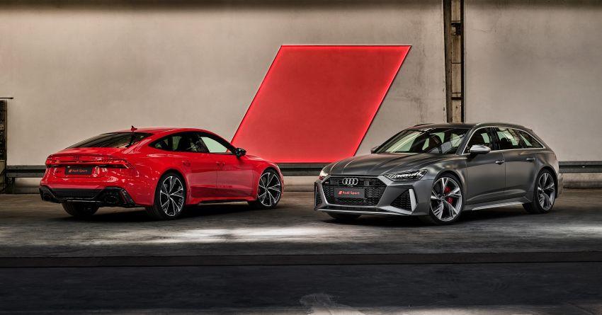 Audi RS7 Sportback – enjin V8 4.0L, 600 hp, 800 Nm Image #1013806