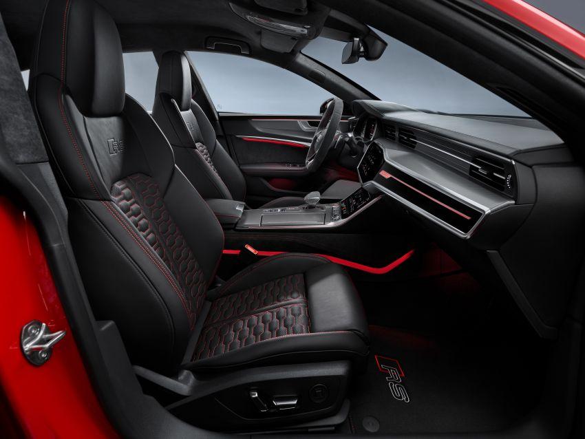 Audi RS7 Sportback – enjin V8 4.0L, 600 hp, 800 Nm Image #1013759