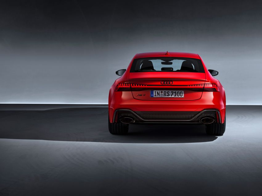 Audi RS7 Sportback – enjin V8 4.0L, 600 hp, 800 Nm Image #1013832