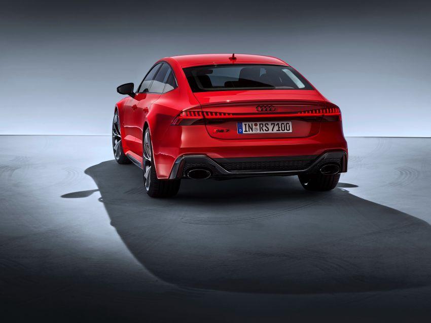 Audi RS7 Sportback – enjin V8 4.0L, 600 hp, 800 Nm Image #1013833