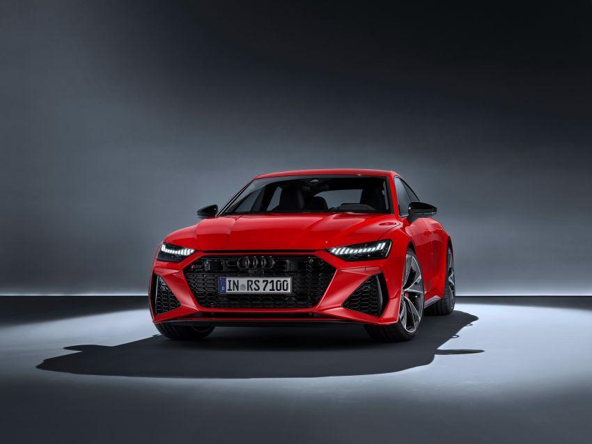 Audi RS7 Sportback – enjin V8 4.0L, 600 hp, 800 Nm Image #1013834