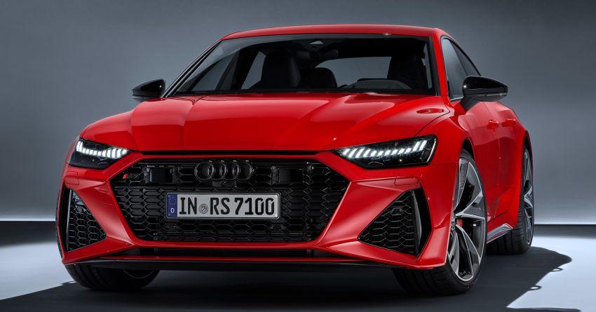 Audi RS7 Sportback – enjin V8 4.0L, 600 hp, 800 Nm Image #1013762