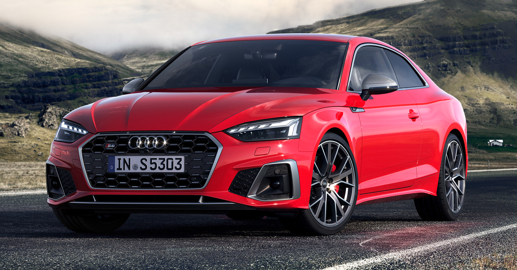 2020 audi a5  s5 facelift get updated looks and tech paul tan