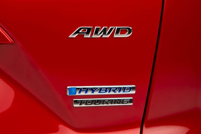 2020 Honda CR-V facelift revealed in the United States – updated styling, Hybrid variant added to line-up Image #1017270