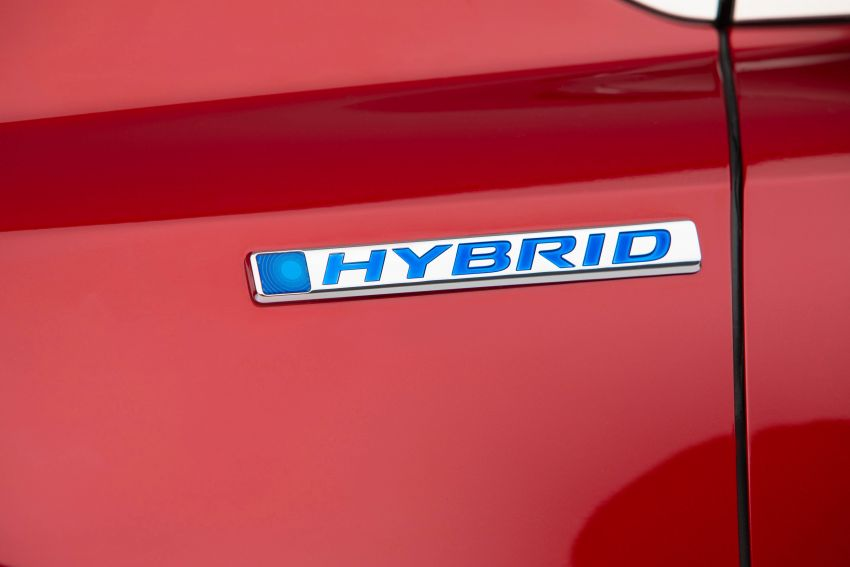 2020 Honda CR-V facelift revealed in the United States – updated styling, Hybrid variant added to line-up Image #1017271