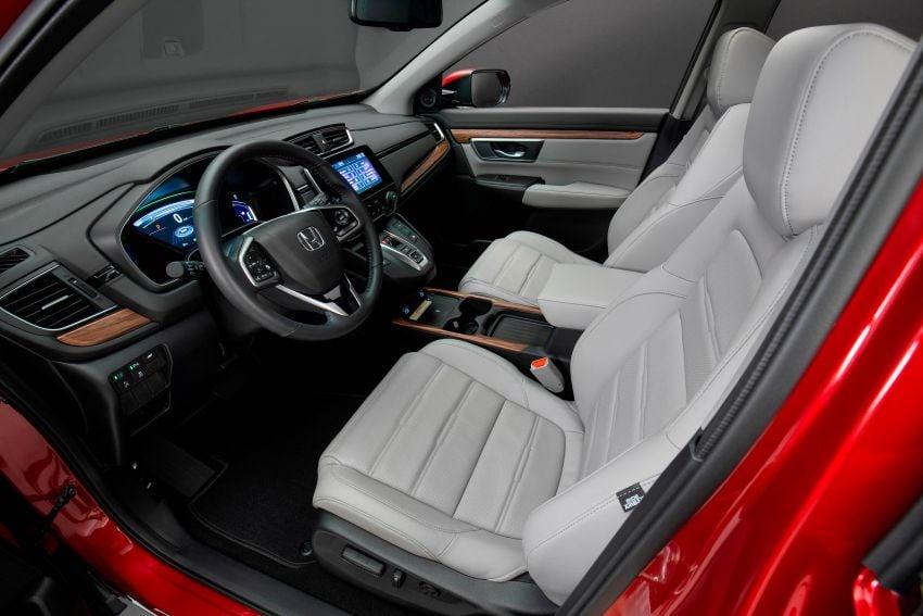 2020 Honda CR-V facelift revealed in the United States – updated styling, Hybrid variant added to line-up Image #1017272