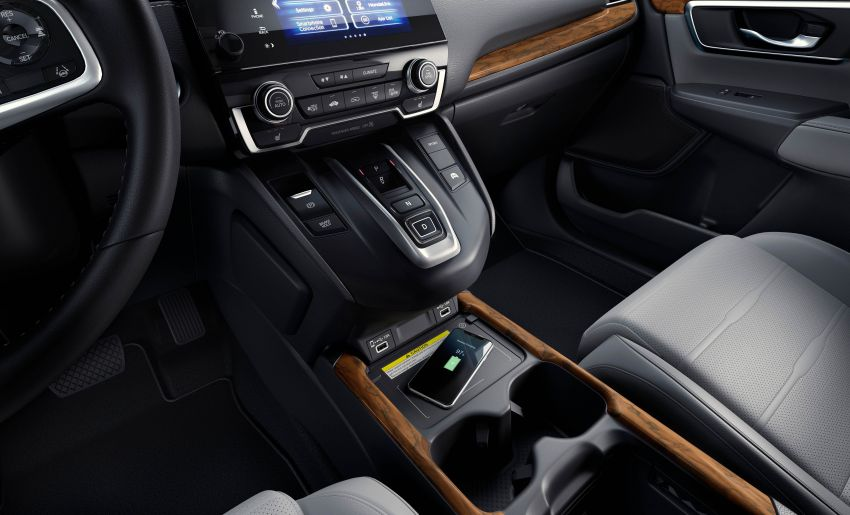 2020 Honda CR-V facelift revealed in the United States – updated styling, Hybrid variant added to line-up Image #1017274