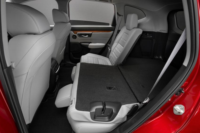 2020 Honda CR-V facelift revealed in the United States – updated styling, Hybrid variant added to line-up Image #1017275