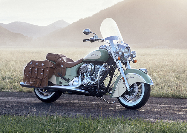 Indian Motorcycle perkenal model 2020 berenjin 1.9L Image #1014106