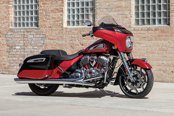 Indian Motorcycle perkenal model 2020 berenjin 1.9L Image #1014118