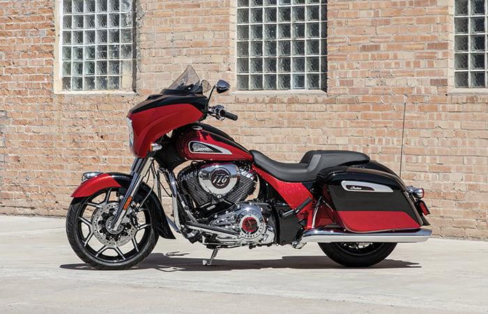 Indian Motorcycle perkenal model 2020 berenjin 1.9L Image #1014119