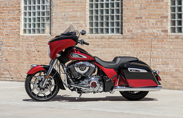 2020 Indian Motorcycle lineup with 1.9-litre V-twin Image #1014007
