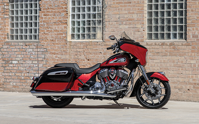 2020 Indian Motorcycle lineup with 1.9-litre V-twin Image #1014008