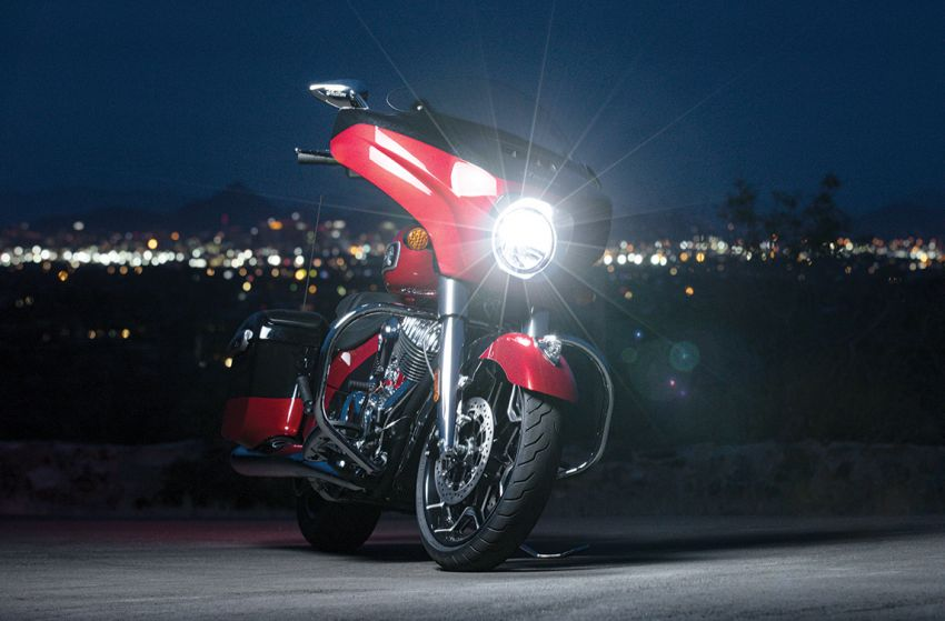 2020 Indian Motorcycle lineup with 1.9-litre V-twin Image #1014009