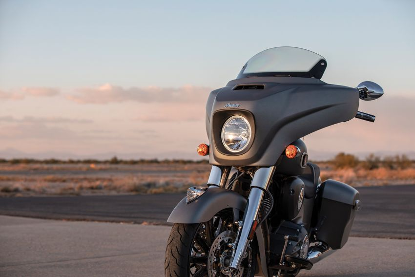 2020 Indian Motorcycle lineup with 1.9-litre V-twin Image #1014010