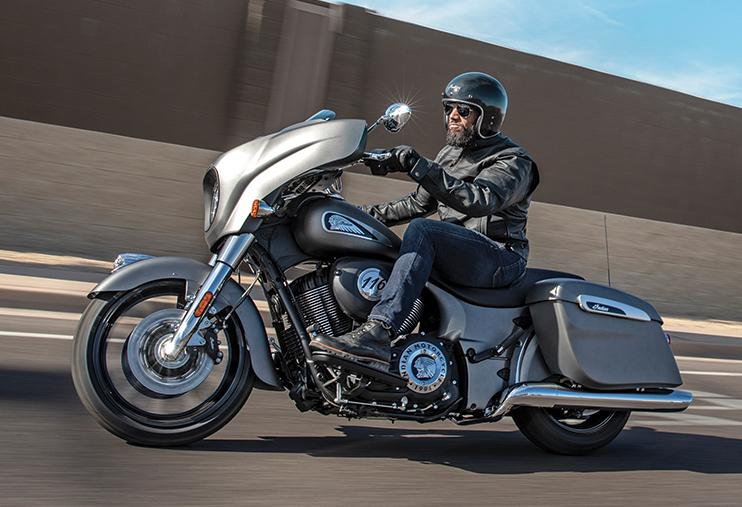 2020 Indian Motorcycle lineup with 1.9-litre V-twin Image #1014012