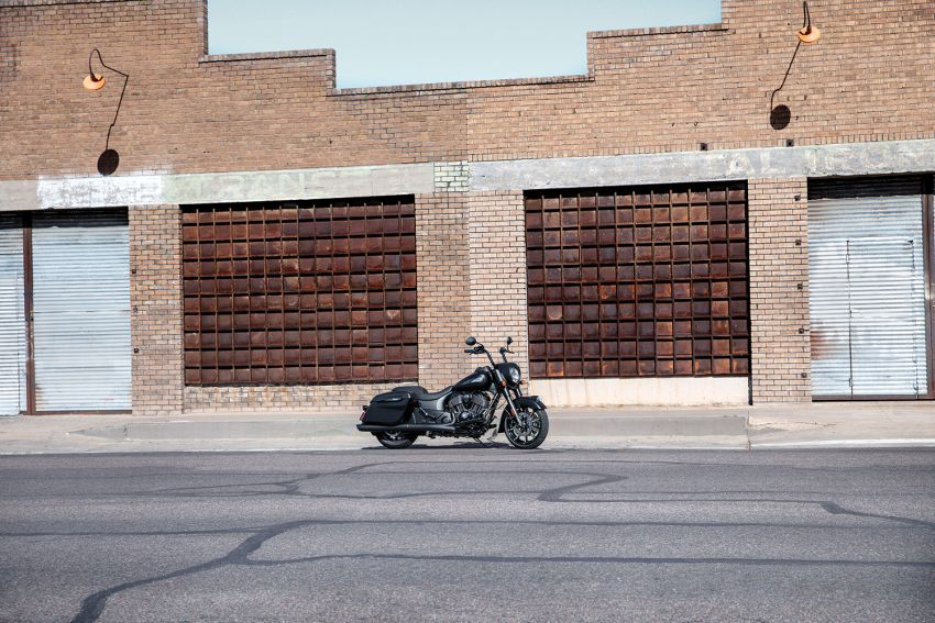 2020 Indian Motorcycle lineup with 1.9-litre V-twin Image #1014014