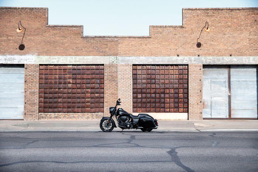 Indian Motorcycle perkenal model 2020 berenjin 1.9L Image #1014128