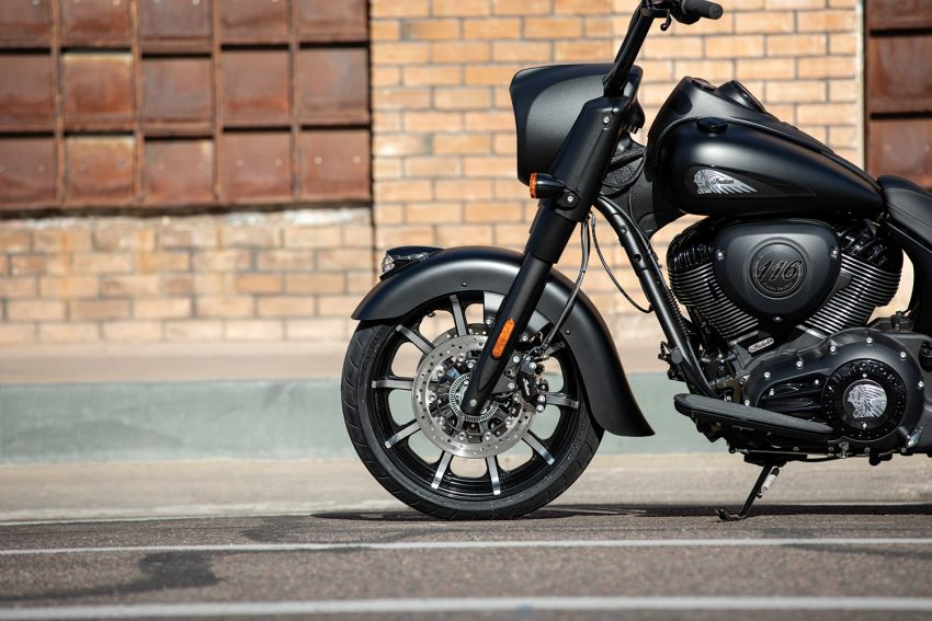 2020 Indian Motorcycle lineup with 1.9-litre V-twin Image #1014017