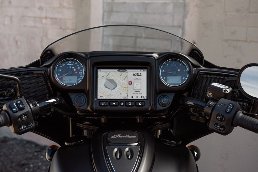 2020 Indian Motorcycle lineup with 1.9-litre V-twin Image #1014019