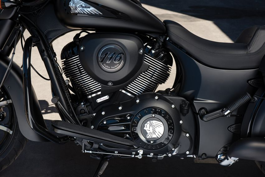 2020 Indian Motorcycle lineup with 1.9-litre V-twin Image #1014020