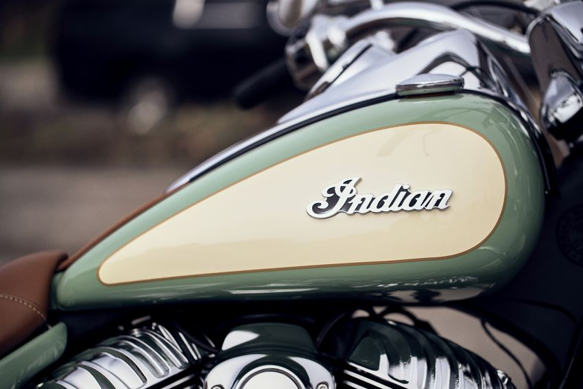 2020 Indian Motorcycle lineup with 1.9-litre V-twin Image #1013995