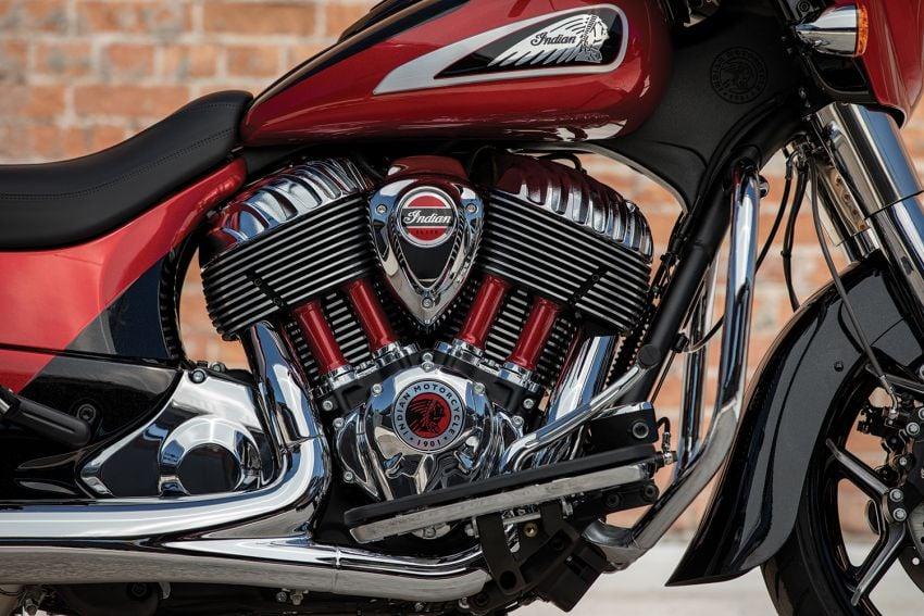 Indian Motorcycle perkenal model 2020 berenjin 1.9L Image #1014135