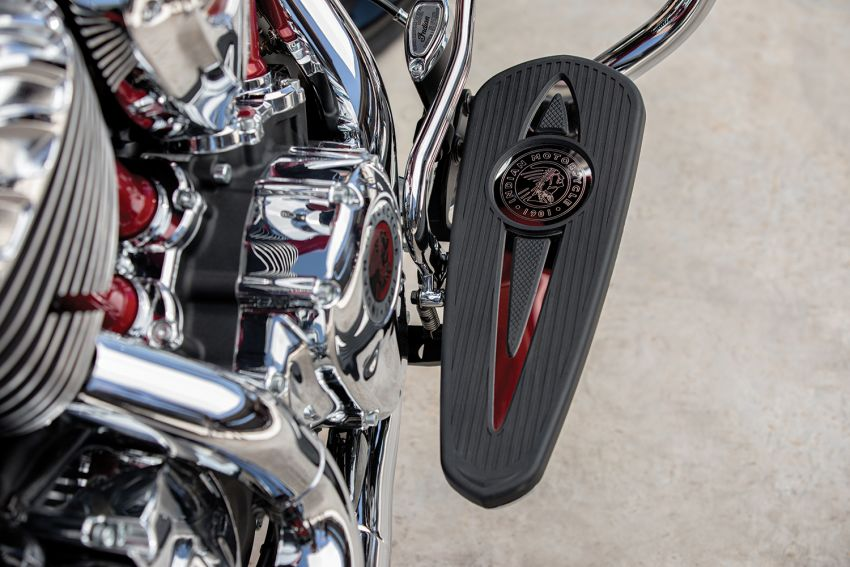 2020 Indian Motorcycle lineup with 1.9-litre V-twin Image #1014024