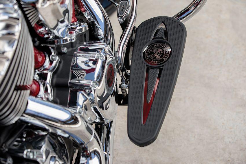 Indian Motorcycle perkenal model 2020 berenjin 1.9L Image #1014136