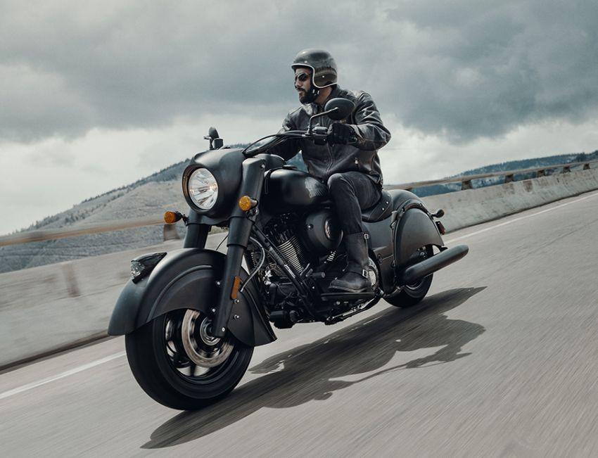 Indian Motorcycle perkenal model 2020 berenjin 1.9L Image #1014141