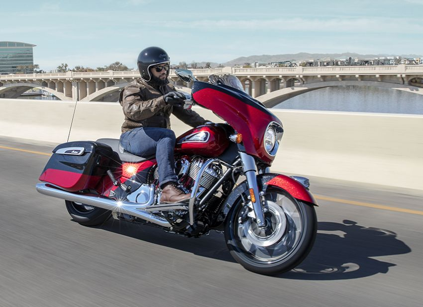 2020 Indian Motorcycle lineup with 1.9-litre V-twin Image #1014031