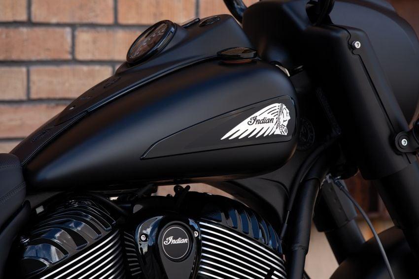 Indian Motorcycle perkenal model 2020 berenjin 1.9L Image #1014143