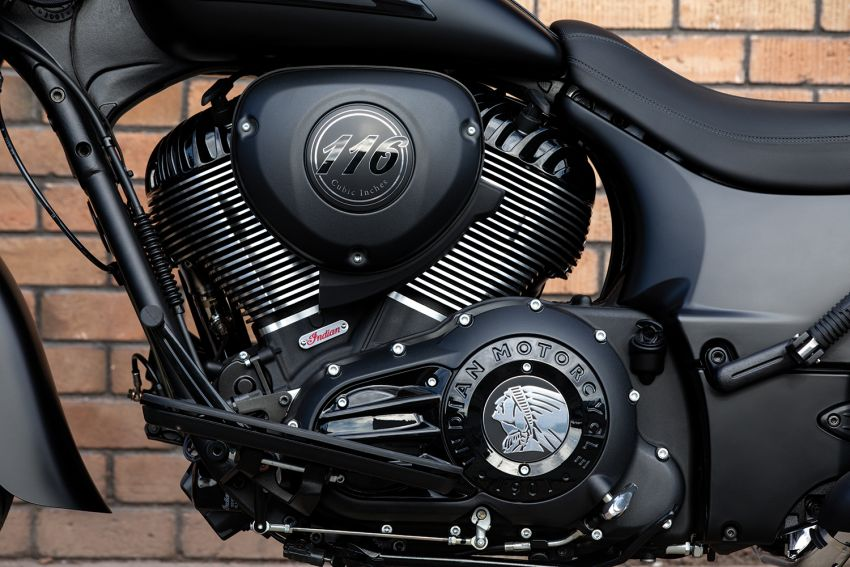 2020 Indian Motorcycle lineup with 1.9-litre V-twin Image #1014033