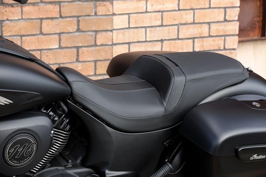 Indian Motorcycle perkenal model 2020 berenjin 1.9L Image #1014145