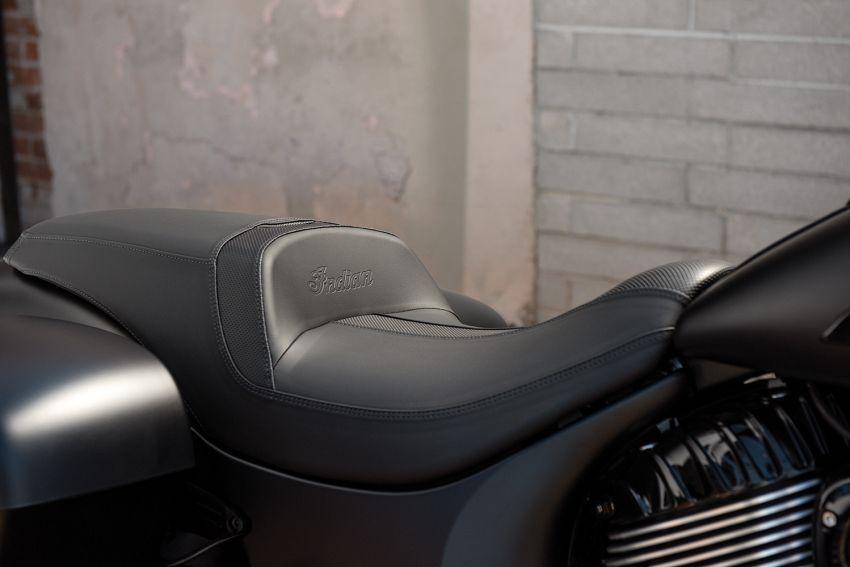 Indian Motorcycle perkenal model 2020 berenjin 1.9L Image #1014147