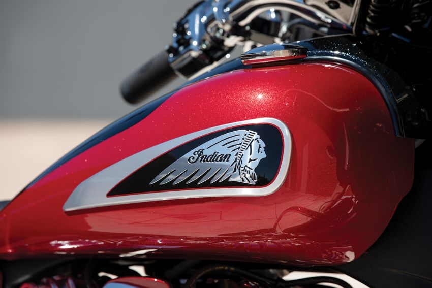 2020 Indian Motorcycle lineup with 1.9-litre V-twin Image #1014037