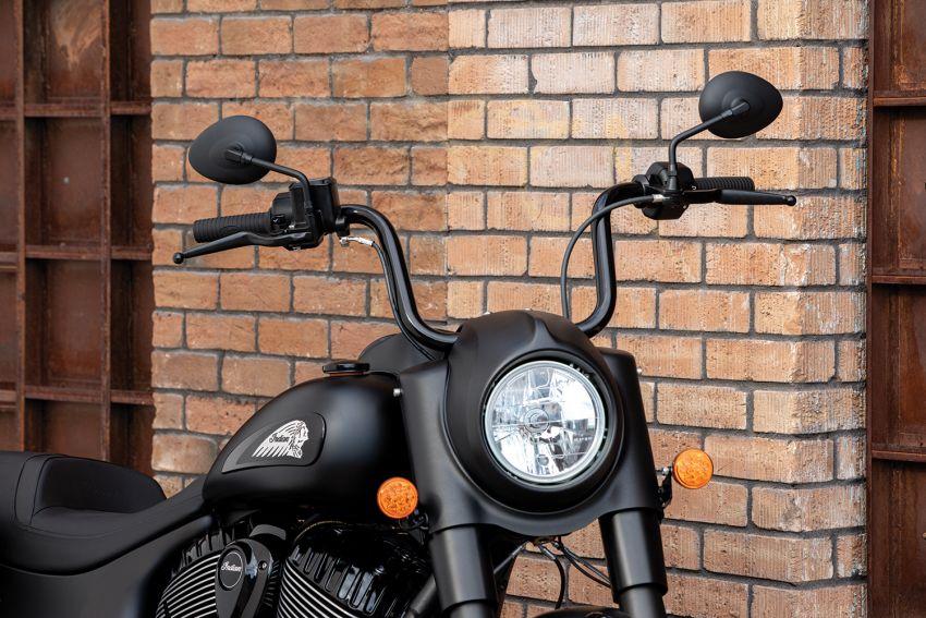 Indian Motorcycle perkenal model 2020 berenjin 1.9L Image #1014149