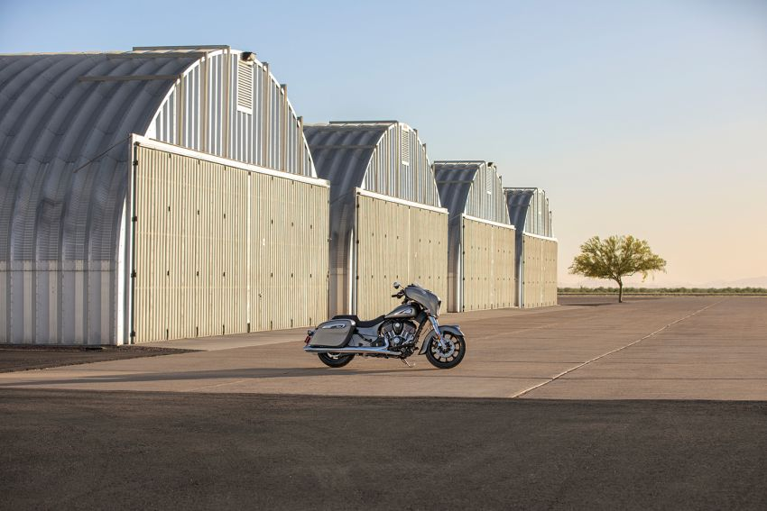 2020 Indian Motorcycle lineup with 1.9-litre V-twin Image #1014039