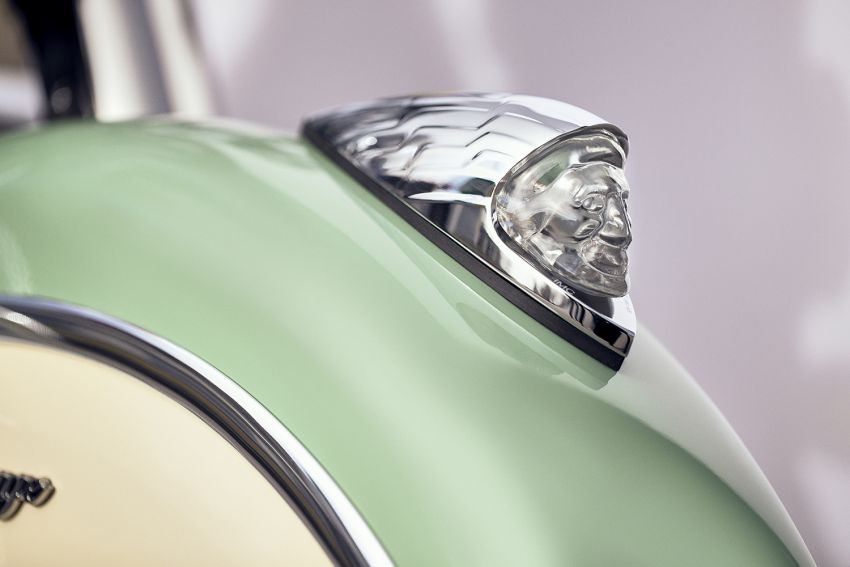 Indian Motorcycle perkenal model 2020 berenjin 1.9L Image #1014110