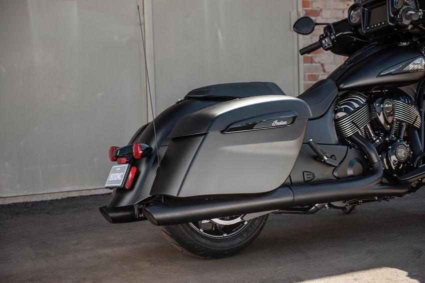 Indian Motorcycle perkenal model 2020 berenjin 1.9L Image #1014153