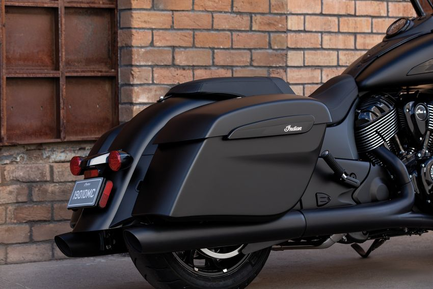 2020 Indian Motorcycle lineup with 1.9-litre V-twin Image #1014044