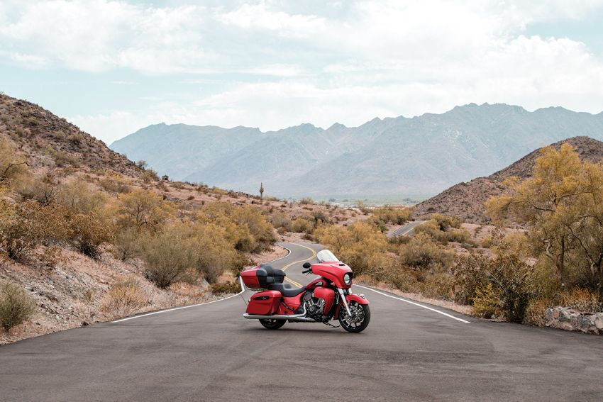 2020 Indian Motorcycle lineup with 1.9-litre V-twin Image #1014045