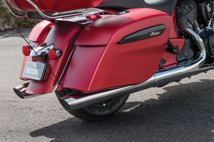 2020 Indian Motorcycle lineup with 1.9-litre V-twin Image #1014048