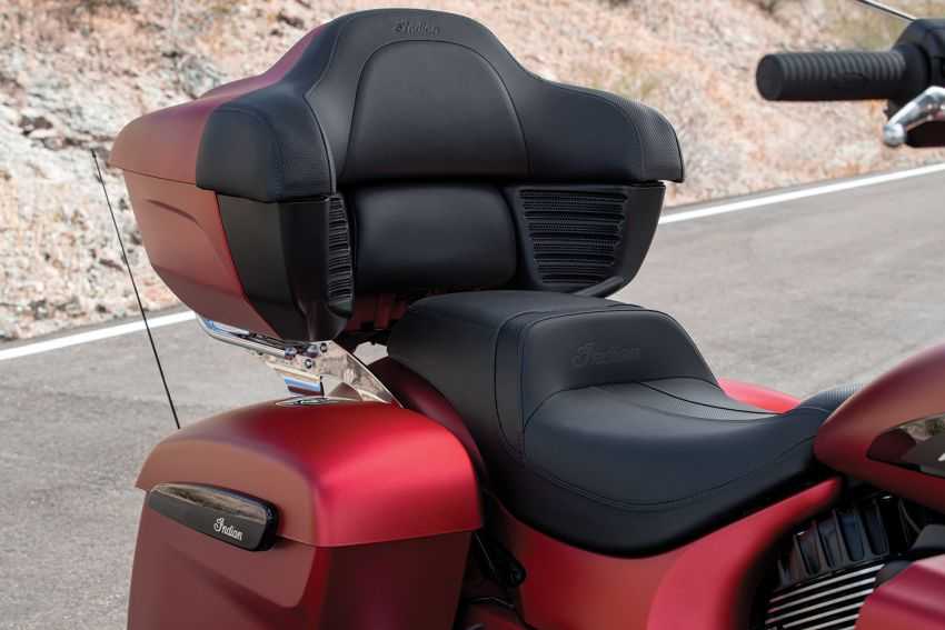 2020 Indian Motorcycle lineup with 1.9-litre V-twin Image #1014049