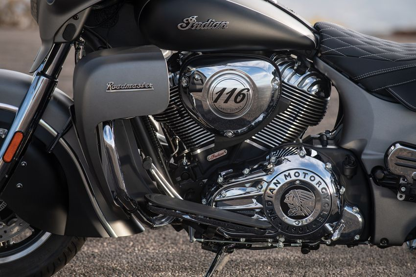 2020 Indian Motorcycle lineup with 1.9-litre V-twin Image #1014050