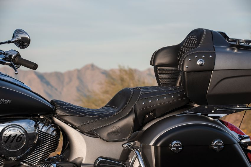 Indian Motorcycle perkenal model 2020 berenjin 1.9L Image #1014162