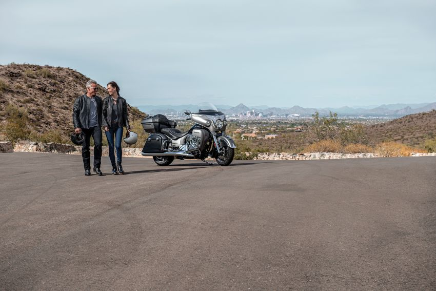 2020 Indian Motorcycle lineup with 1.9-litre V-twin Image #1014054